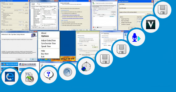 Software collection for Real Speak Indian Sangeeta Voice Software