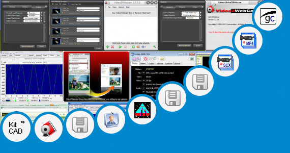 Software collection for Real L Fe Cam Vk