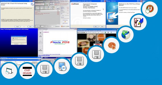 Software collection for Pos Php Restaurant