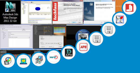 Software collection for Aps Designer For 64 Bit