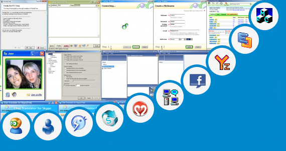Software collection for Chat Applications Er Diagram