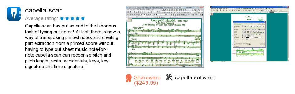 Capella-scan
