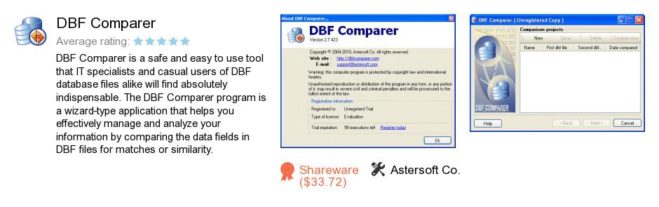 DBF Comparer