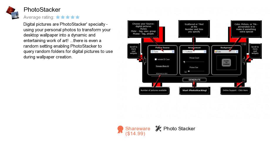 PhotoStacker