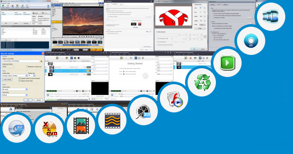 Software collection for Tamil Avi Movies Streaming