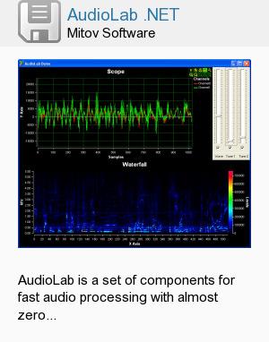 AudioLab .NET