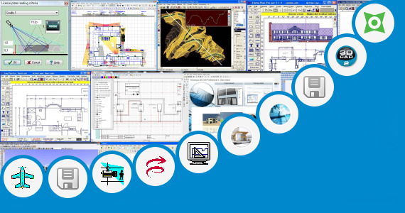 Software collection for Titanic Cad Plan Free