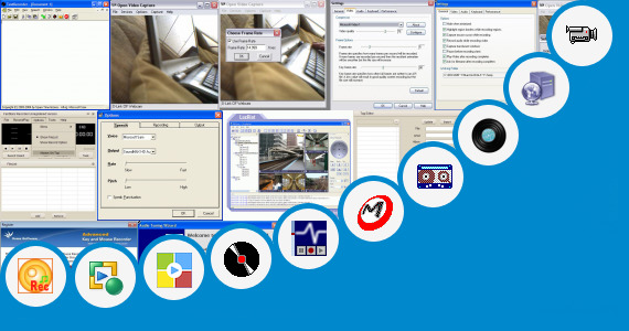 Software collection for Hindi Bf Open Recording