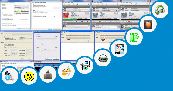 Software collection for Indian Voice Tag Makes