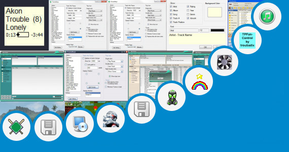 Software collection for Toshiba Fan Control Software