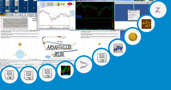 Software collection for Stock Simulation Php