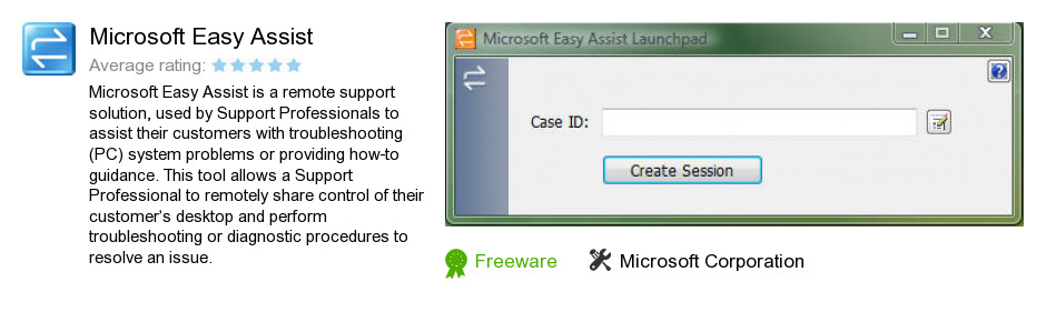 Microsoft Easy Assist