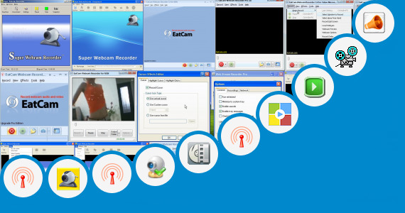 Software collection for How To Record Streaming Video Xbmc