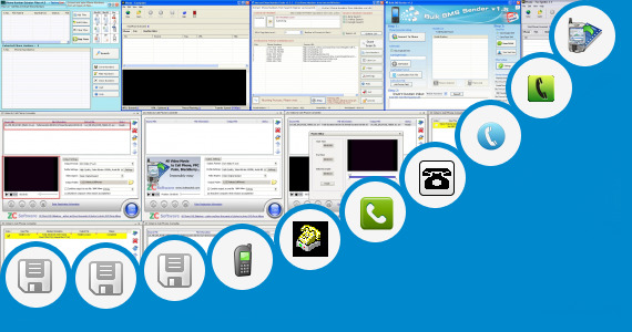 Software collection for Terse Phone Number Software
