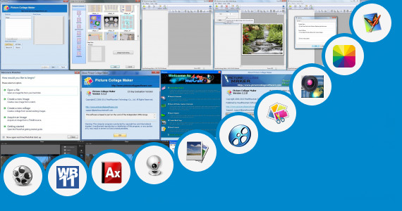 Software collection for Svgz Frame Photo Apps Java