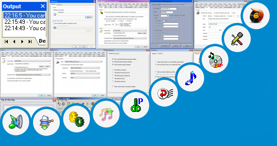 Software collection for Power Kannada Mp3