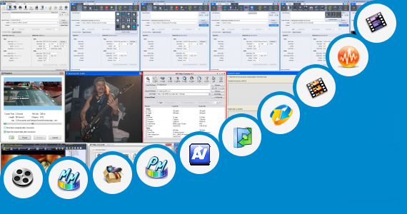 Software collection for Free Avs Video Bangla Editor