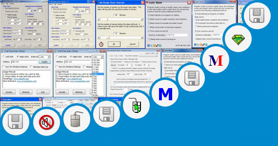 Software collection for Auto Click For L2
