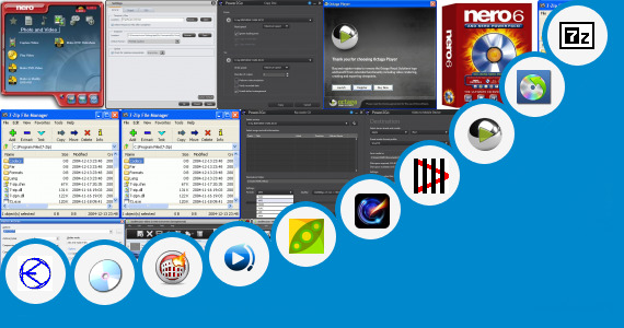 Software collection for Windows7 Integral Iso Highly Compressedrar