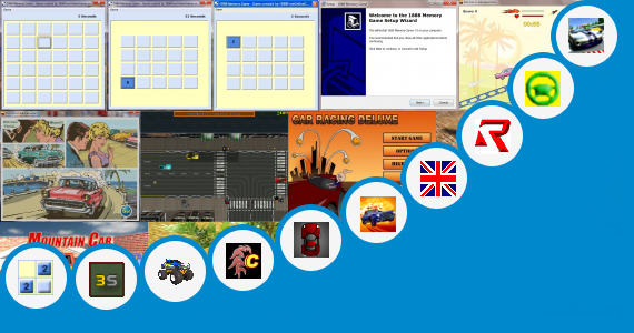Software collection for Excel Car Game Free