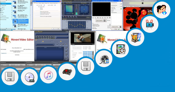 Software collection for Bangladeshi Movie Cut Pitch Video Song