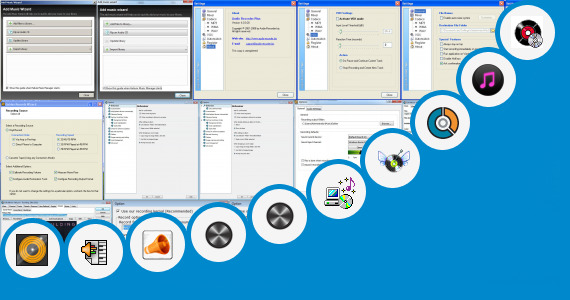 Software collection for Vinyl Record Database Software
