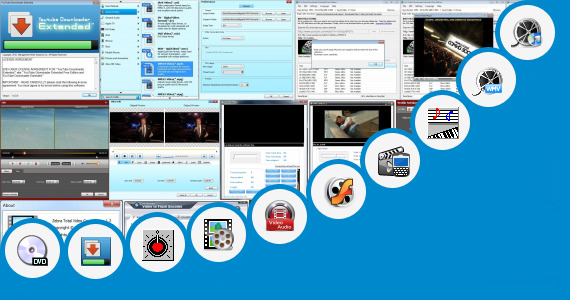 Software collection for Power Cut Film Song Video Wap
