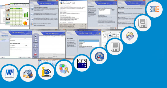 Software collection for File Etaps 2013