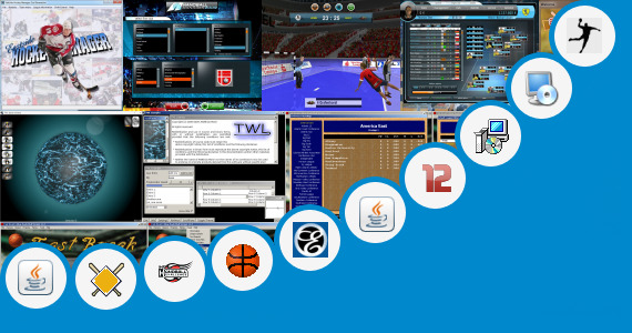 Software collection for Championship Manager 2012 For Java Game