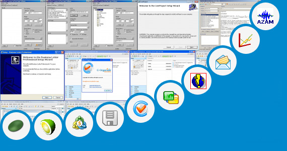 Software collection for Share Market Information In Marathi Language