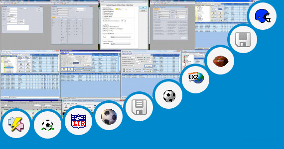 Software collection for Football Game Information In Marati