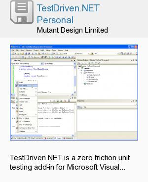 TestDriven.NET Personal