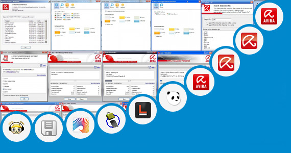 Software collection for Avira Web Protection Toolbar