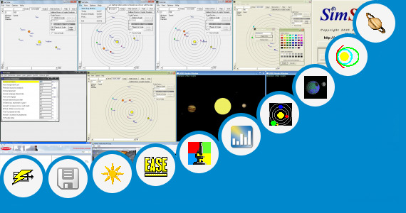 Software collection for Solar System Scope