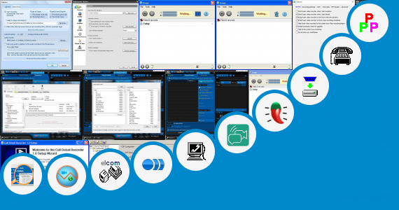Software collection for Free Call Detail Record Software