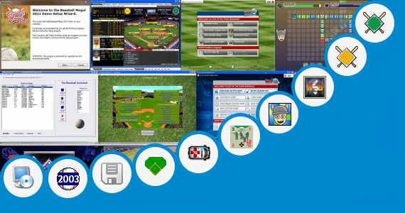 Software collection for Free Baseball Heroes Games