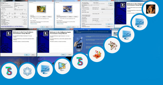 Software collection for Animated Mouse Screensaver For Cats