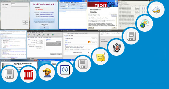 Software collection for Die Siedler Online Code Generator
