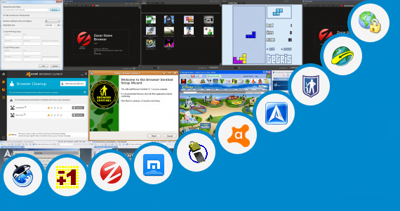 Software collection for Desinstalar Browser Protect