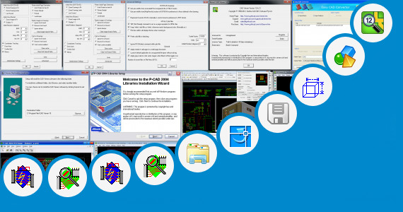 Software collection for Cads Rc Software
