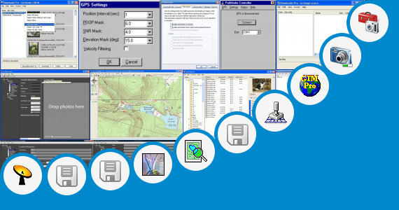 Software collection for Gps Pro 2 Free  For Gps