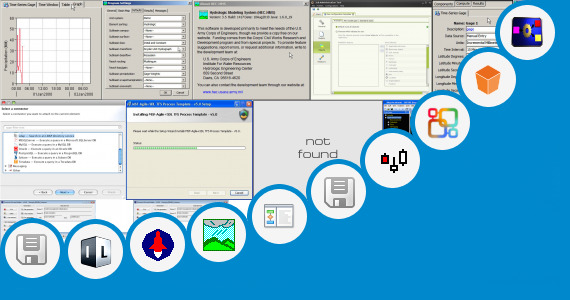 Software collection for Erwin Process Modeler R7 3