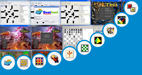 Software collection for Pc Games For Small Size