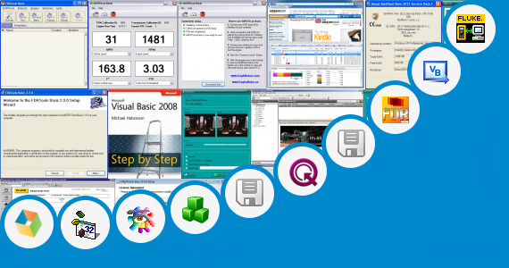 Software collection for Fluke View Basic 3 0