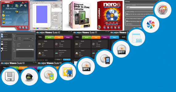 Software collection for Simplitec Power Suite Premium Full