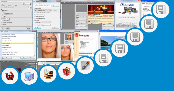 Software collection for Corel Plug In Led Tool 5