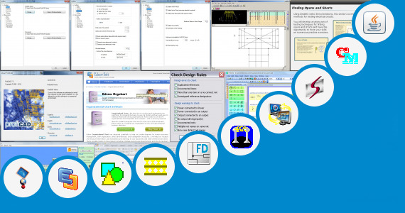 Software collection for Circuit Diagram For Cctv Circuit