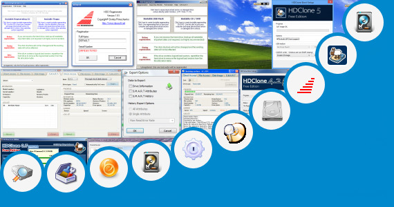 Software collection for Dm For Sata Hdd Boot Disk
