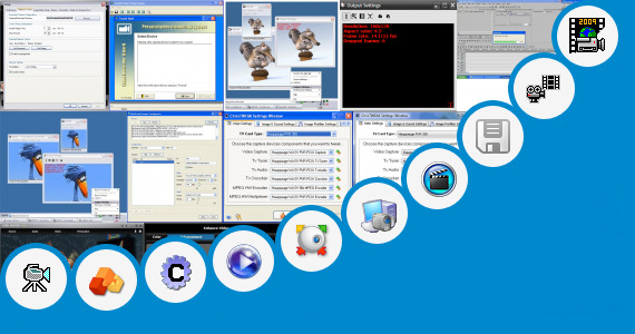 Software collection for Ulead Video Capture Driver