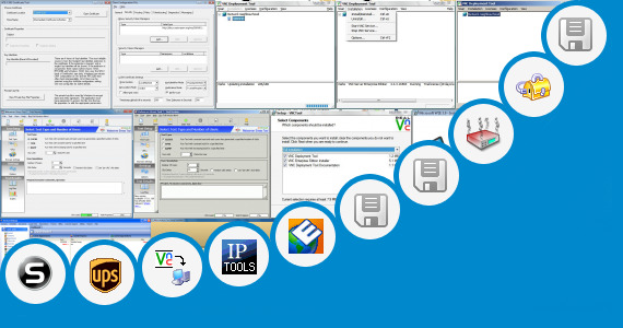 Software collection for Service Tool V 3200 Free